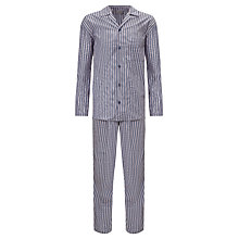 Buy John Lewis Stripe Cotton Pyjamas Online at johnlewis.com