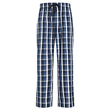 Buy John Lewis Check Cotton Lounge Pants Online at johnlewis.com