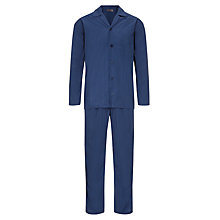 Buy John Lewis Pindot Cotton Pyjamas Online at johnlewis.com