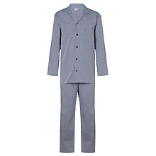 Buy John Lewis Poplin Stripe Pyjamas Online at johnlewis.com