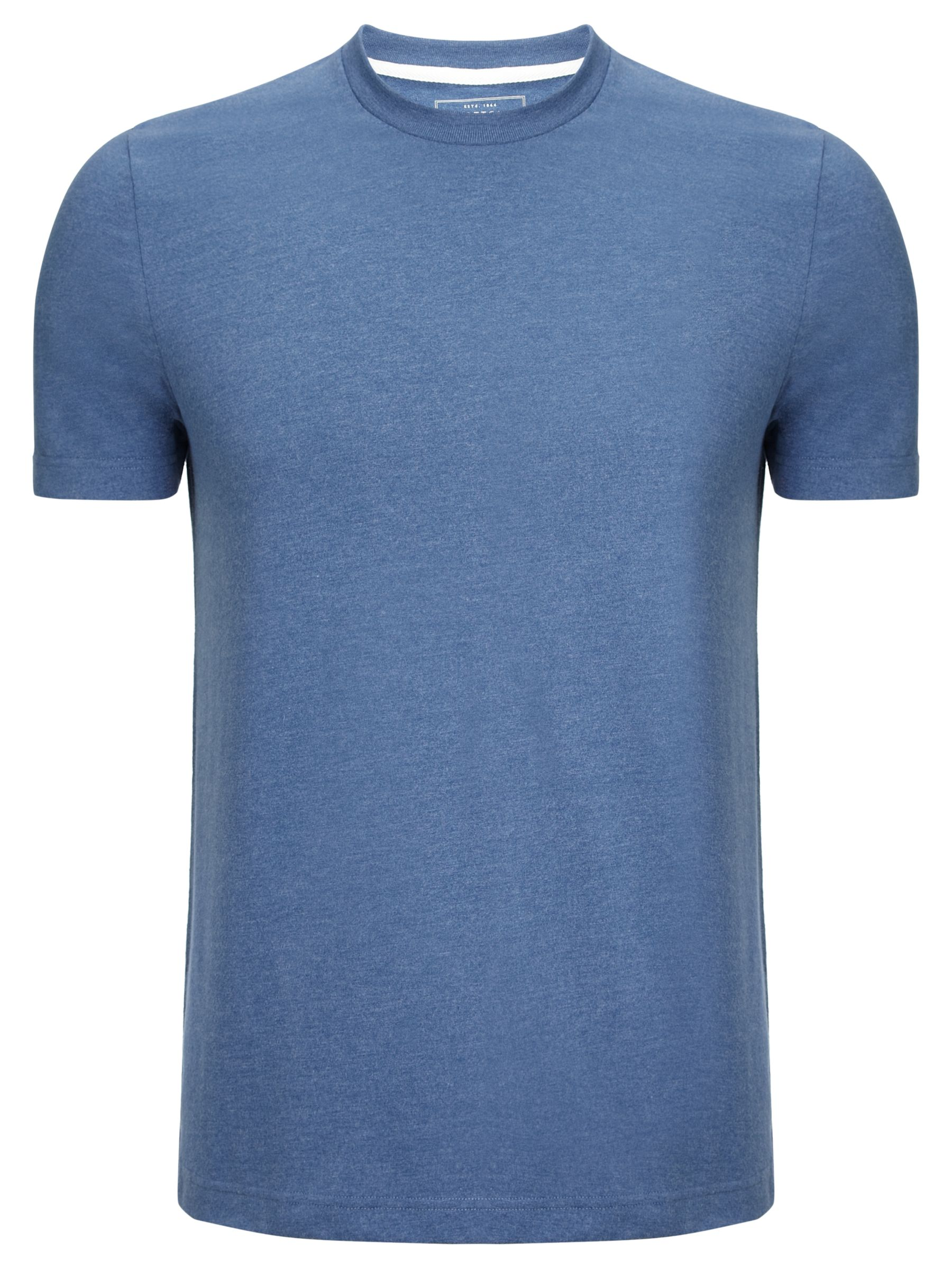 John Lewis Crew Neck Cotton T-Shirt