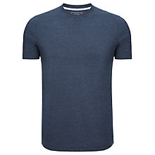 Buy John Lewis Crew Neck Cotton Rich T-Shirt Online at johnlewis.com