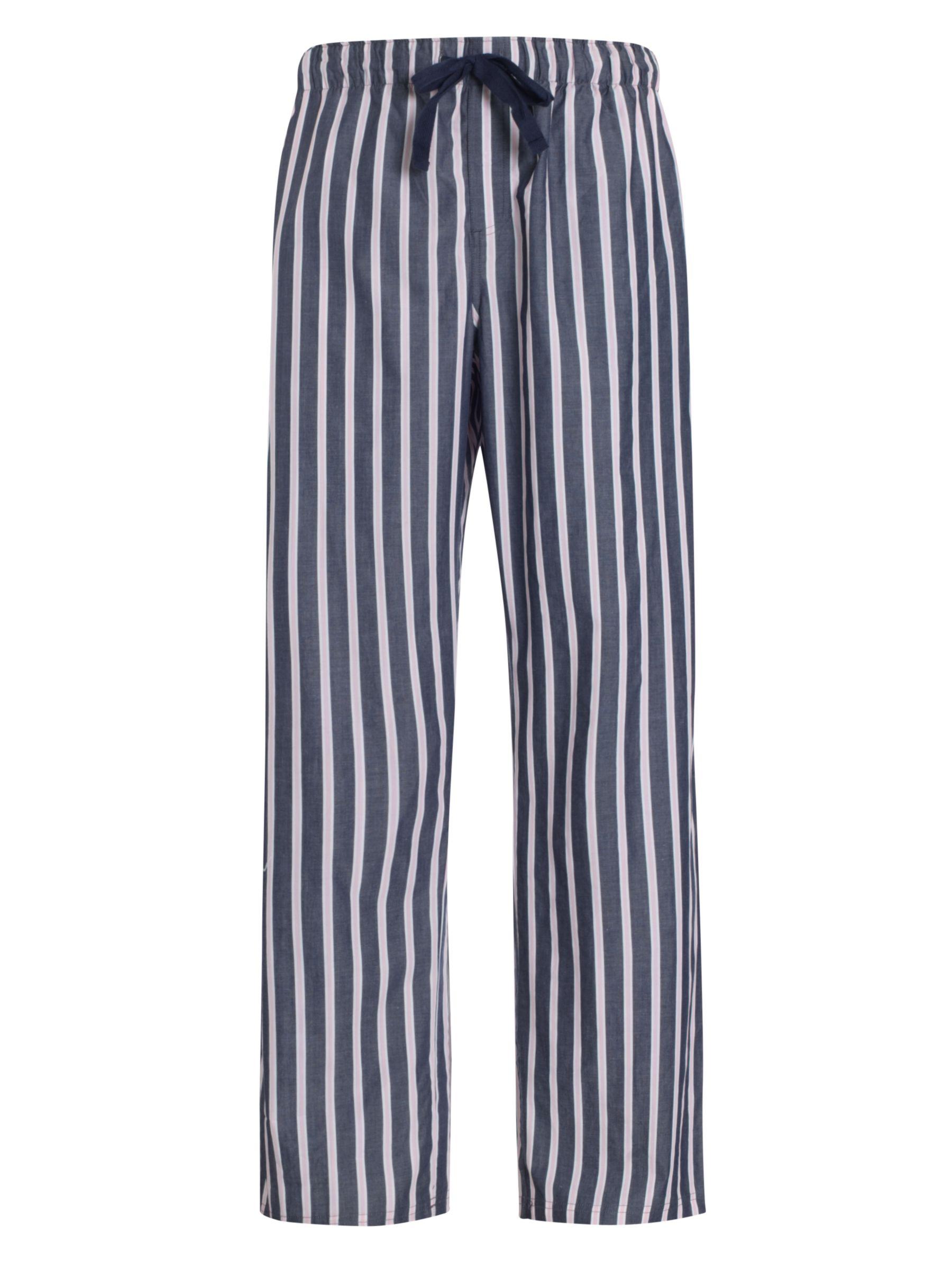 John Lewis Woven Stripe Lounge Pants