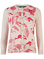 Ted Baker Bird Watching Cardigan, Multi