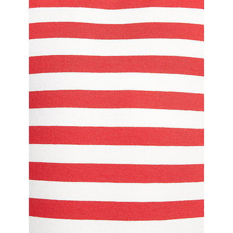 Buy John Lewis Girl Spot and Stripe Long Sleeved  Tops, Pack of 2, Red/Navy Online at johnlewis.com