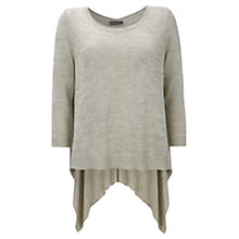 Buy Mint Velvet Open Back Jumper, Pistachio Online at johnlewis.com
