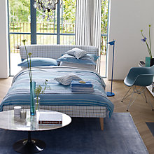 Buy Designers Guild Purbeck Woven Duvet Cover Online at johnlewis.com