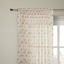 Buy John Lewis Ditsy Floral Voile Panel, Multi Online at johnlewis.com