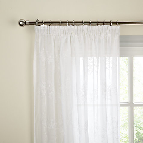 Buy John Lewis Tension Net Rod Online at johnlewis.com
