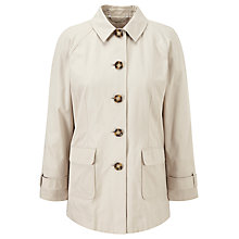 Buy Viyella Rain Mac, Stone Online at johnlewis.com