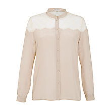 Buy Paul & Joe Sister Capra Lace Trim Blouse Online at johnlewis.com