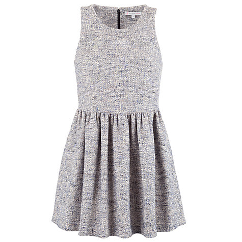 Buy Paul & Joe Sister Peel Boucle Dress, Blue Online at johnlewis.com
