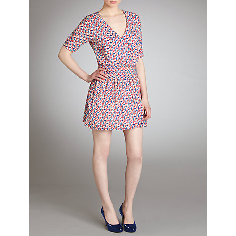 Buy Paul & Joe Sister Suspiria Bear Print Dress, Multi Online at johnlewis.com