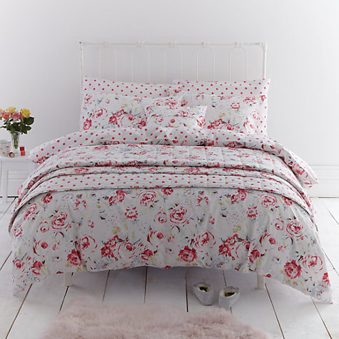 Buy Cath Kidston Greenwich Rose Bedding Online at johnlewis.com