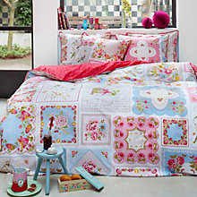 Buy PiP Studio Vintage Hankies Duvet Cover Set Online at johnlewis.com