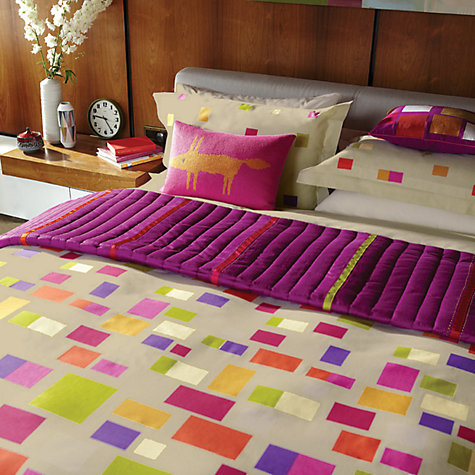 Buy Scion Blocks Bedding Online at johnlewis.com