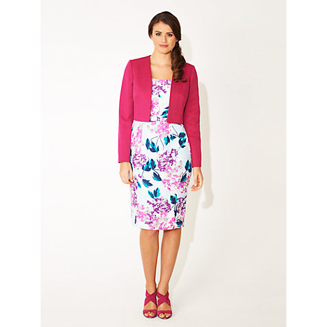Buy Damsel in a dress Dreis Bolero, Pink Online at johnlewis.com
