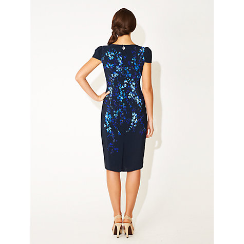 Buy Damsel in a dress Waterlilly Print Dress, Print Online at johnlewis.com
