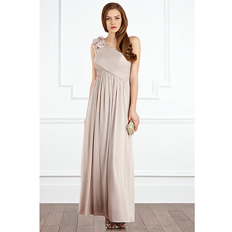Buy Coast Maya Maxi Dress, Neutral Online at johnlewis.com