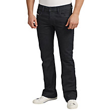 Buy Diesel Zatiny 88Z Bootcut Jeans, Blue Online at johnlewis.com