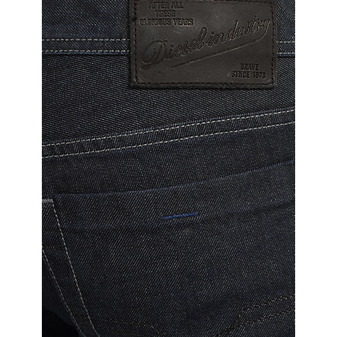 Buy Diesel Zatiny Bootcut Jeans, Blue 88Z Online at johnlewis.com