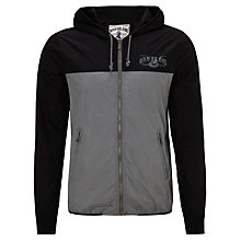 Buy Replay 2 Colour Hooded Jacket Online at johnlewis.com
