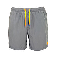 Buy Armani Jeans Plain Swim Shorts Online at johnlewis.com