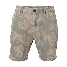 Buy Selected Homme Philip Floral Print Shorts Online at johnlewis.com