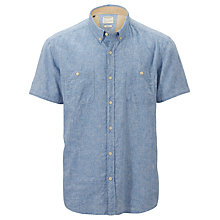 Buy Selected Homme Fresh Short Sleeve Shirt Online at johnlewis.com