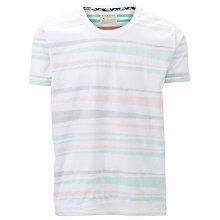Buy Selected Homme Addison Short Sleeve T-Shirt Online at johnlewis.com