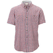 Buy Selected Homme Zanka Check Short Sleeve Shirt Online at johnlewis.com