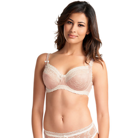 Buy Fantasie Susanna Full Cup Bra, Antique Gold Online at johnlewis.com