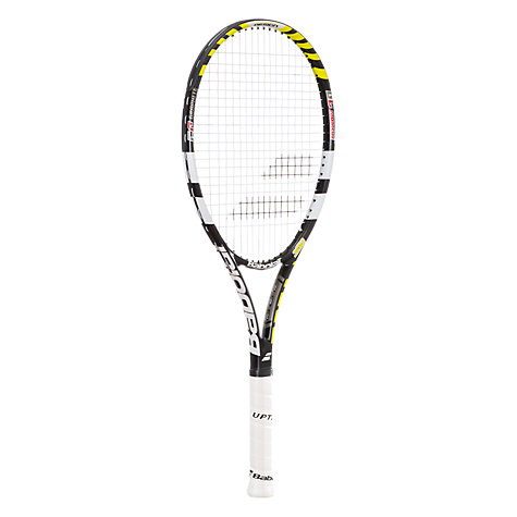 Buy Babolat Pulsion 102 Adult Tennis Racket Online at johnlewis.com