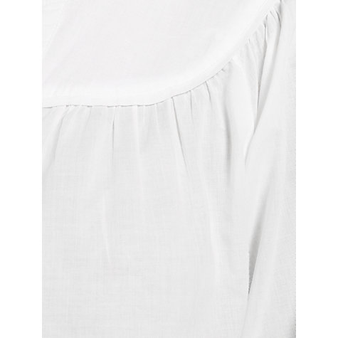 Buy Kin by John Lewis Woven Smock Top Online at johnlewis.com
