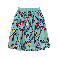 Buy John Lewis Girl Animal Print Skirt Online at johnlewis.com