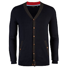 Buy Ted Baker Boskopp Cardigan, Navy Online at johnlewis.com