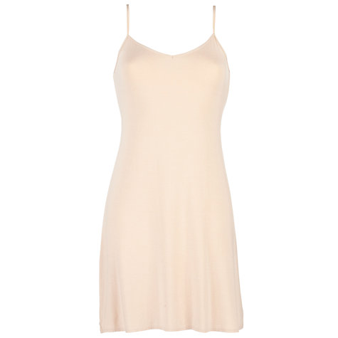 Buy John Lewis Plain Full Slip Online at johnlewis.com