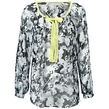 Buy Fenn Wright Manson Ines Top, Black/Chalk Online at johnlewis.com