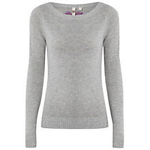 Buy White Stuff Louisa Mae Jumper, Light Clay Online at johnlewis.com