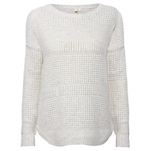 Buy Whites Stuff Bright Young Thing Jumper, Natural Bright Online at johnlewis.com