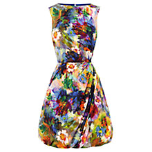 Buy Coast Adara Print Dress, Multi Online at johnlewis.com