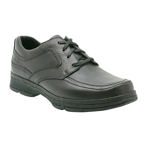 Buy Clarks Star Stride Leather Shoes Online at johnlewis.com