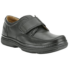Buy Clarks Swift Turn Leather Shoes Online at johnlewis.com