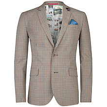 Buy Ted Baker Rolando Check Blazer Online at johnlewis.com