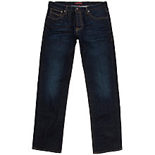 Buy Ted Baker Palter Jeans, Dark Wash Online at johnlewis.com