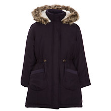 Buy John Lewis Girl Parka Coat Online at johnlewis.com
