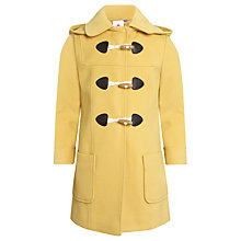 Buy John Lewis Girl Hooded Duffel Coat Online at johnlewis.com