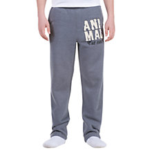 Buy Animal Engorge Jogging Bottoms, Grey Online at johnlewis.com