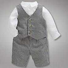 Buy John Lewis Baby Three Piece Set Online at johnlewis.com