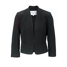 Buy Fenn Wright Manson Camellia Jacket, Black Online at johnlewis.com